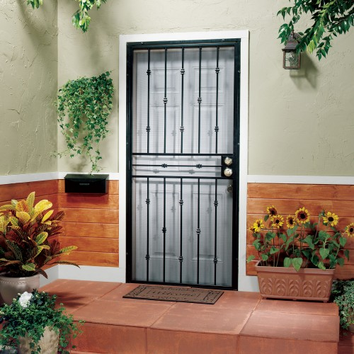 Exterior Doors For Mobile Homes: Example Mobile Home Screen Doors
