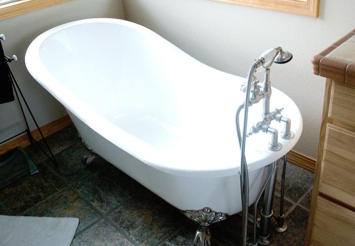 Garden Bathtub for Mobile Home