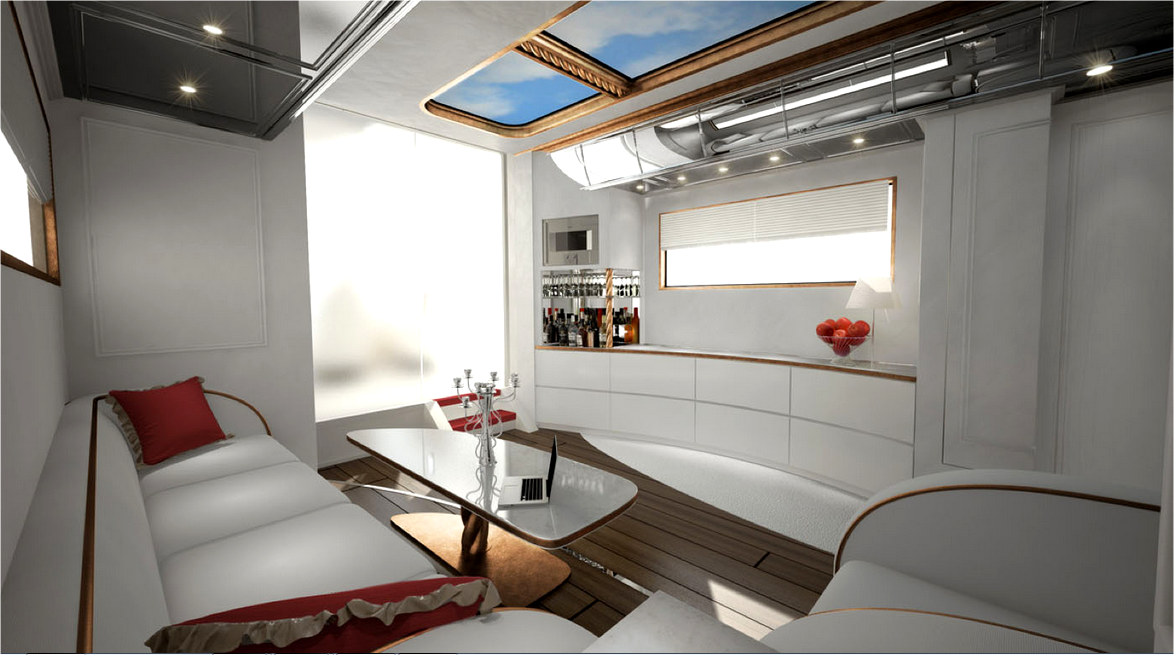 Image of Luxury Mobile Homes Interior