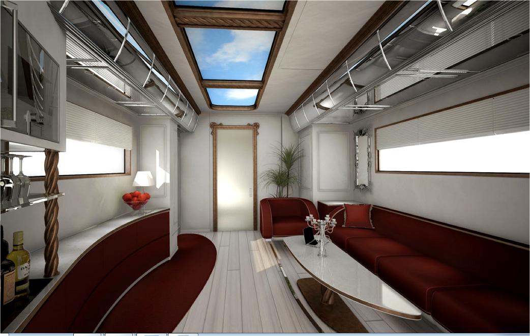 Luxury Mobile Homes Interior Pics