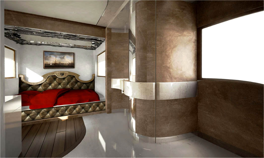 Pictures of Luxury Mobile Homes