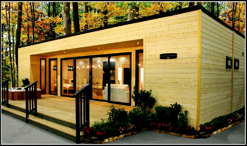 Pictures of Modern Mobile Homes