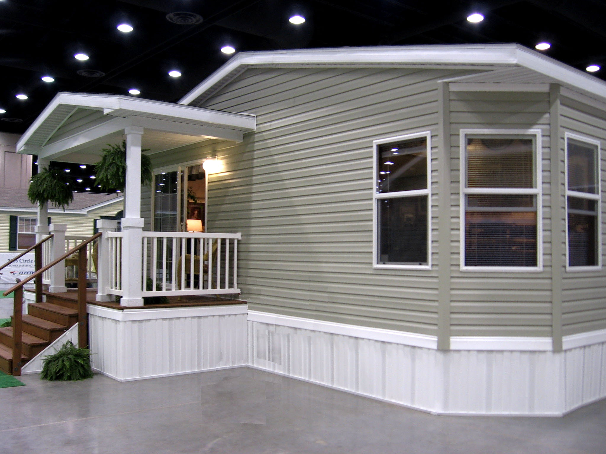 Small-Mobile-Homes-with-Porches Ideas For Small Mobile Home Covered Porch on ideas for small mobile home bathroom, small front porch, decorating a screened in porch,