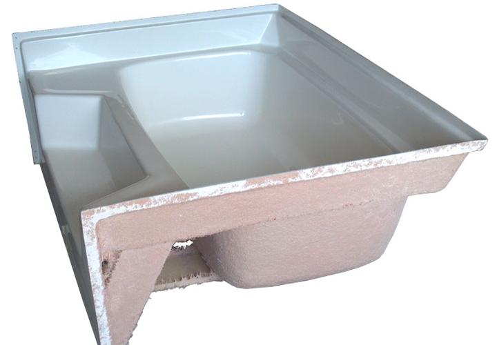 Standard Mobile Home Bathtub 42 X 54