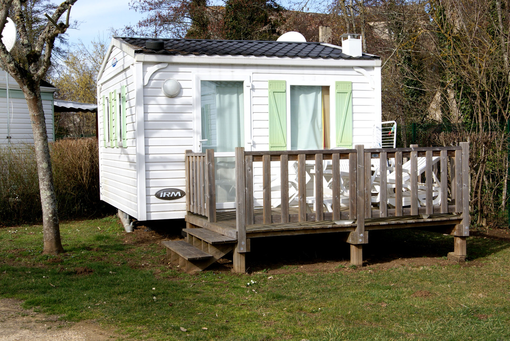 Very Small Mobile Homes