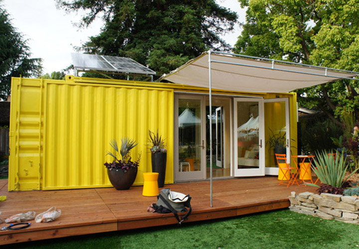 Cargo Container Home Designs