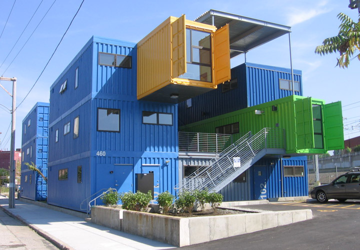 Cargo Container Homes UK