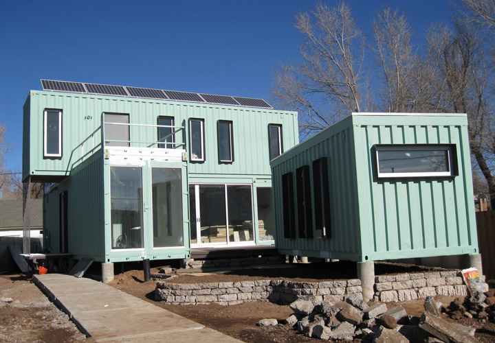 Container Home Gallery