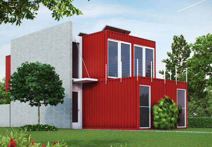 Container Home Images