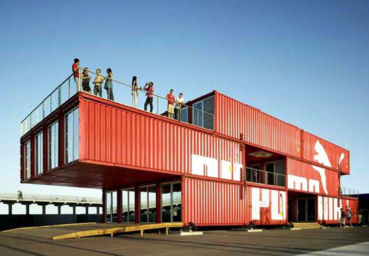 Container Home Kits