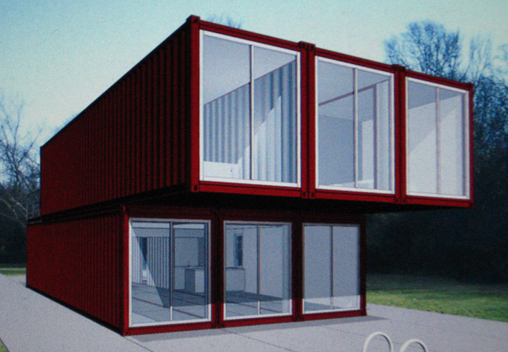 Container Home Pictures