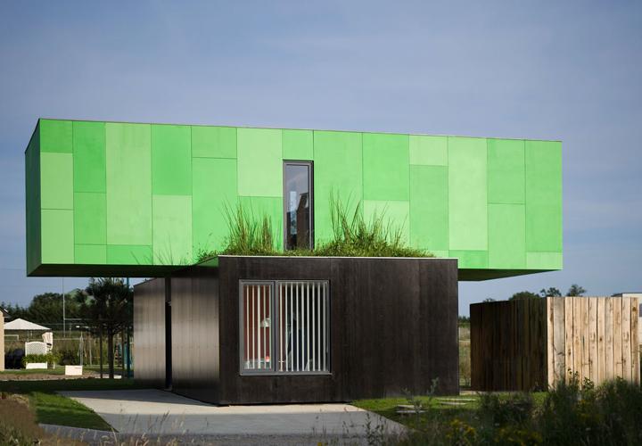Contemporary Prefab Homes Europe