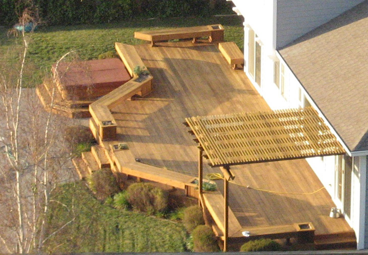 Deck Ideas For A Mobile Home Mobile Homes Ideas