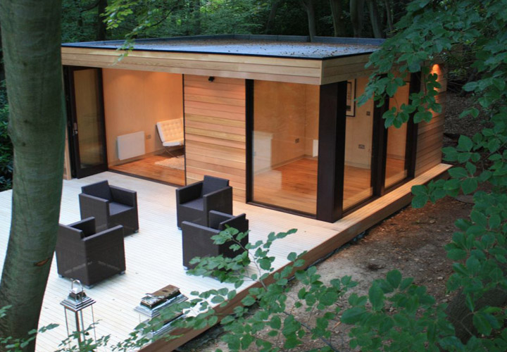 Eco Friendly Small Manufactured Homes