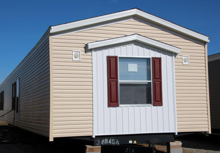 Fleetwood Mobile Home Siding