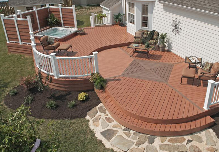 Front Deck Ideas for Mobile Homes