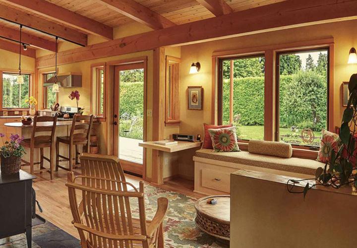 Interior Design Trailer Homes Images