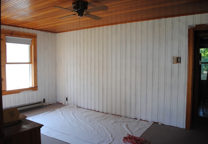 Interior Paneling for Walls in Mobile Homes