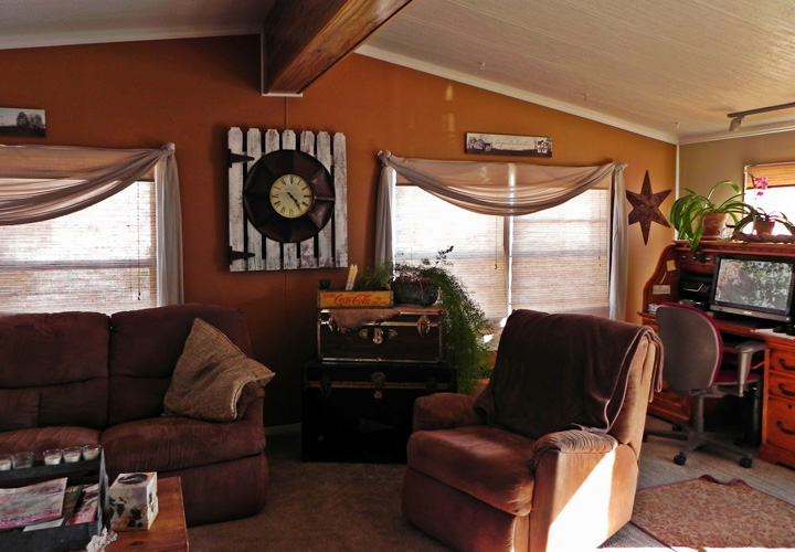 Interior Walls for Mobile Homes