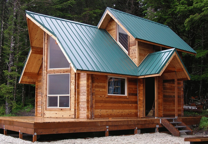 Log Cabin Type Mobile Homes