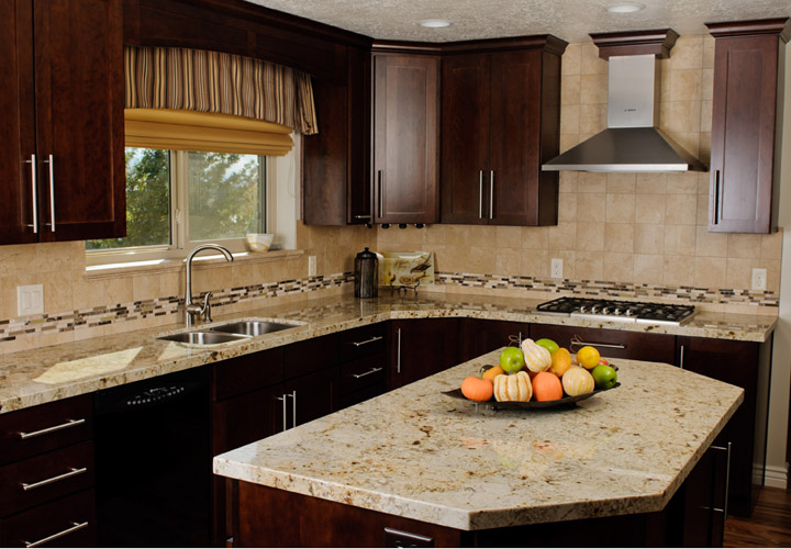 Manufactured Home Kitchen Makeovers