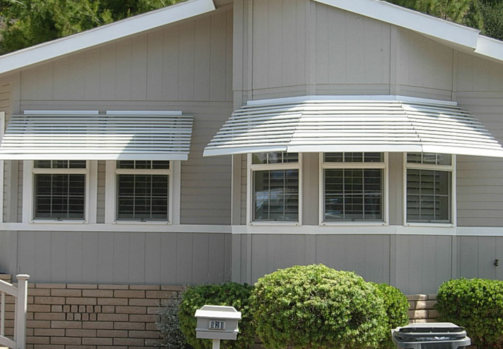 Mobile Home Carport Siding