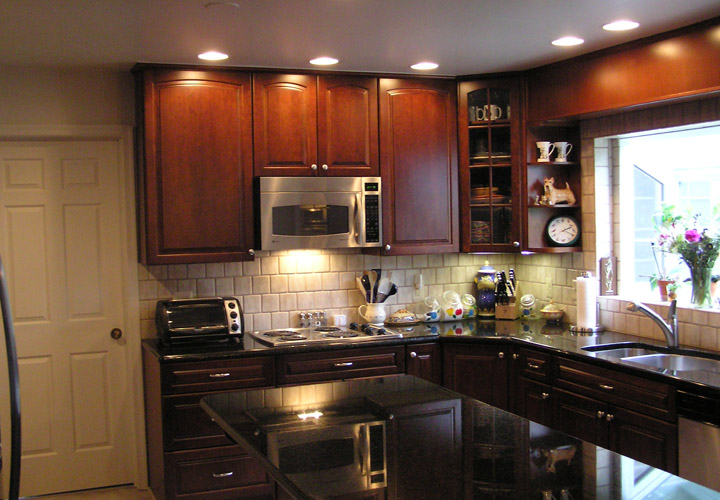 Mobile Home Kitchen Lighting