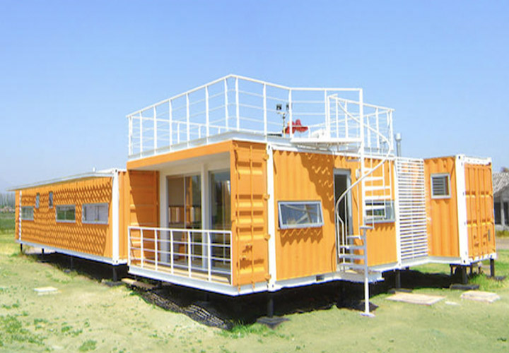 Modern Prefab Container Homes
