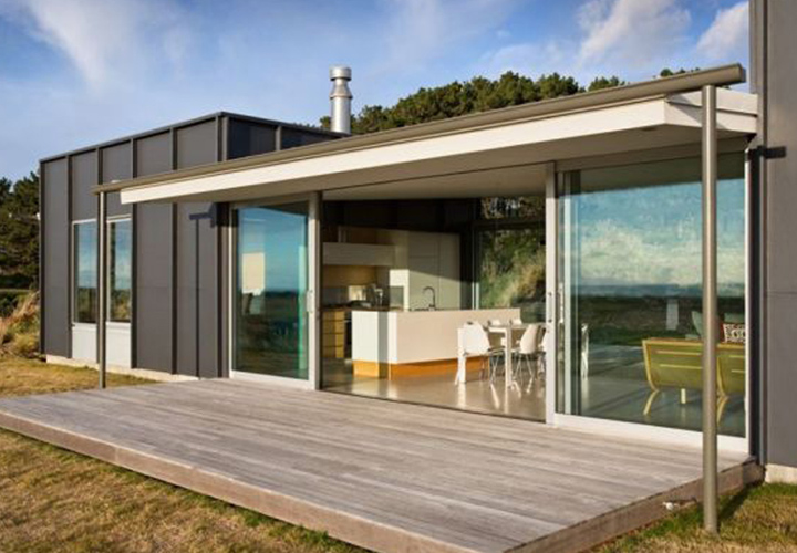 8 Staycation Worthy Tiny Homes For Sale: Modern Prefab Homes Under 100k