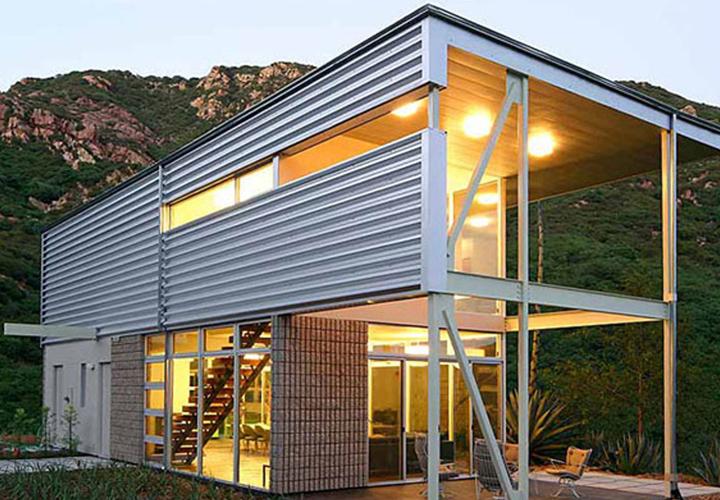 Modern Prefab Homes Under 200k