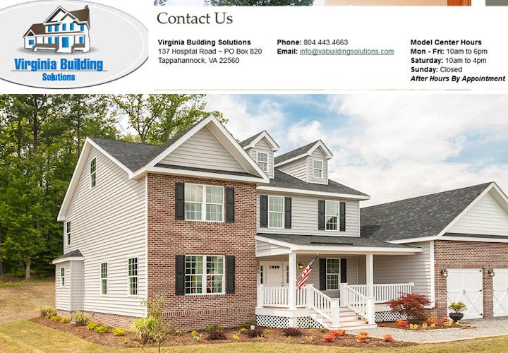 Modular Home Builders Fredericksburg VA