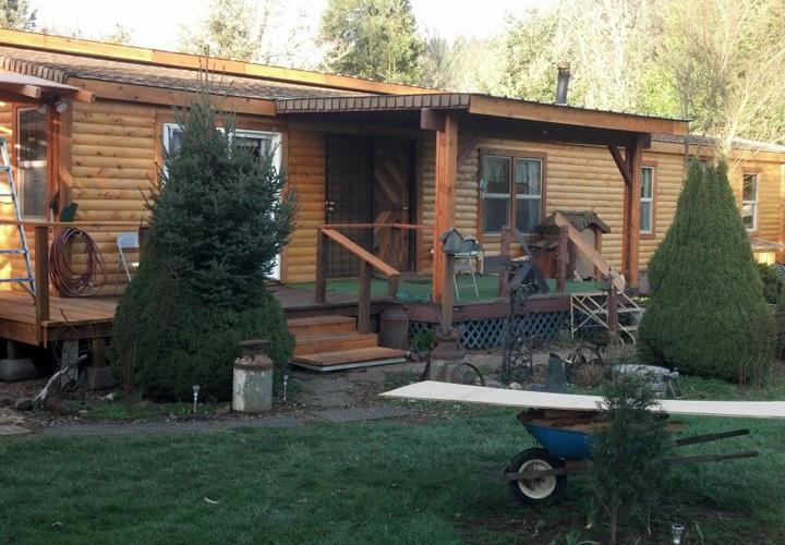 Oakwood Mobile Homes in Greenwood sc