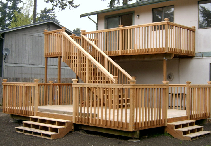 Porch and Deck Designs for Mobile Homes