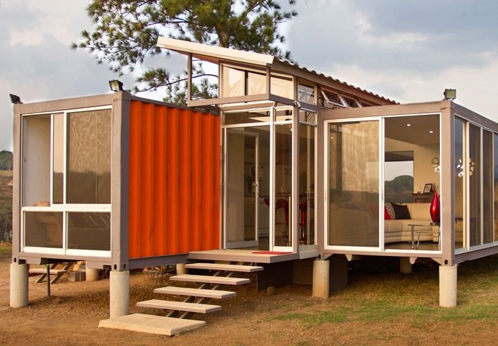 Prefab Container Homes California