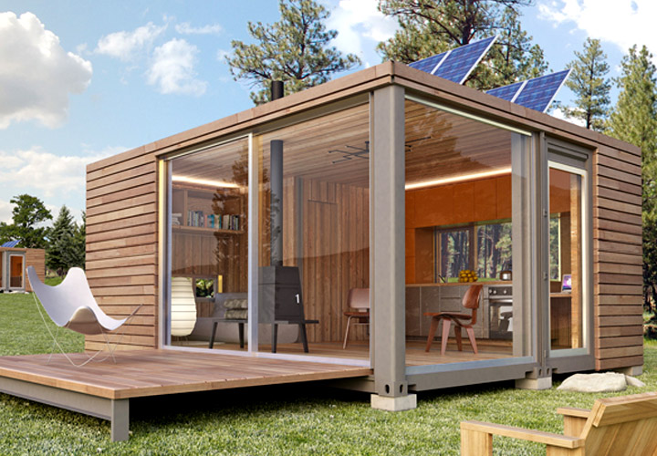 Prefab Container Homes Canada
