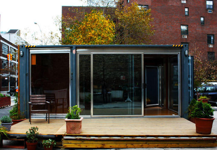 Prefab Container Homes USA