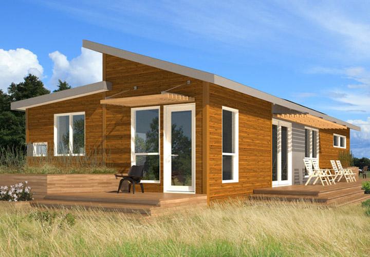 Prefab Home Prices per square foot
