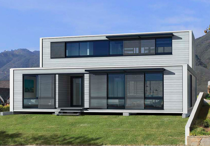 Prefabricated Container Homes UK