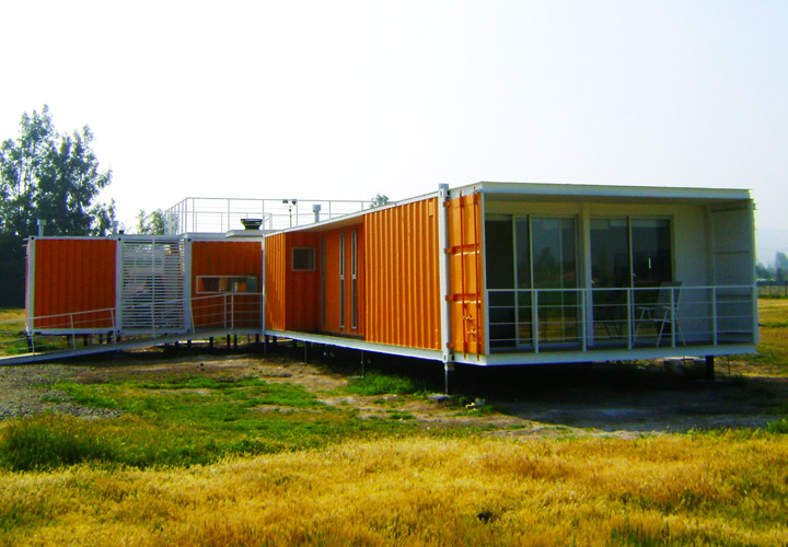 Shipping Container Homes California