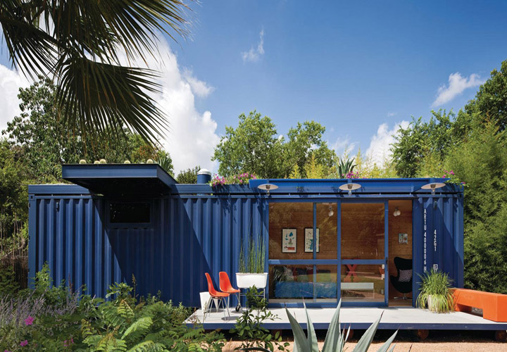 Shipping Container Homes Germany