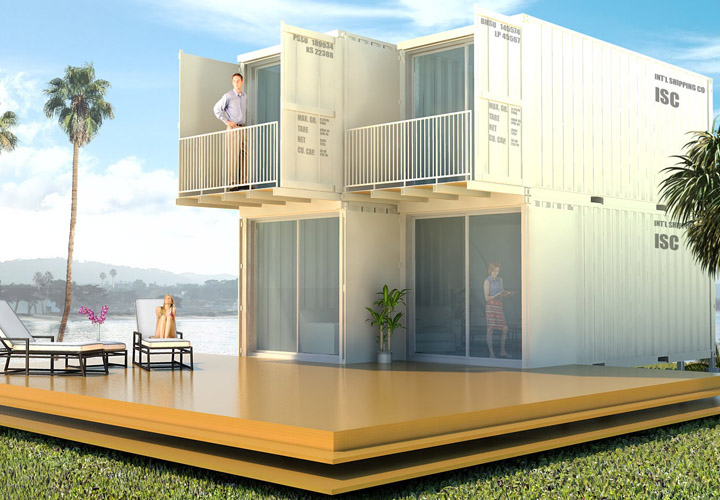 Shipping Container Homes Images