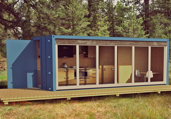 Shipping Container Homes Review