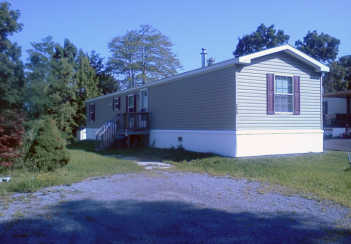 Single Wide Mobile Homes Alabama