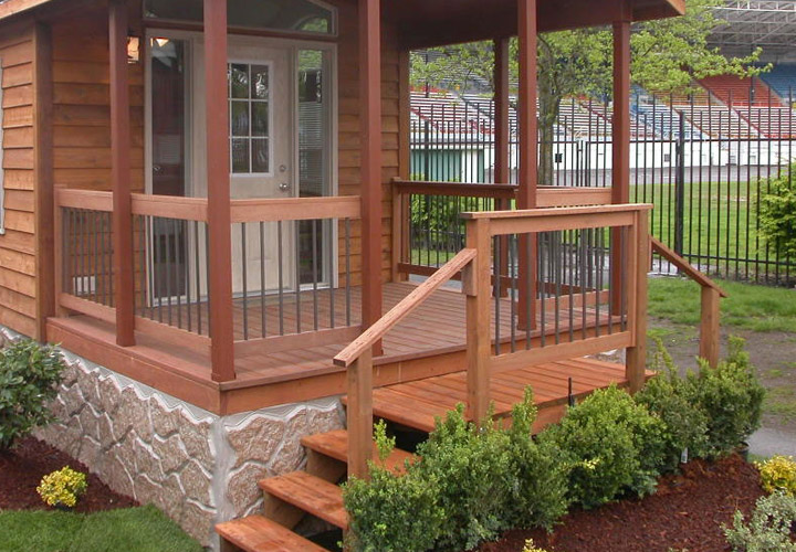 What You Need To Know Before Designing Deck For Mobile Homes