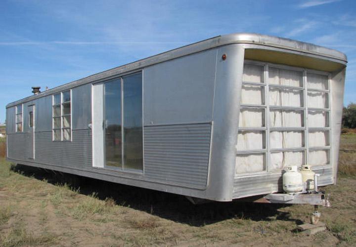 Vintage American Mobile Homes