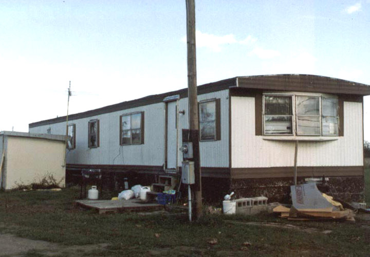 Vintage Mobile Homes from the 50's