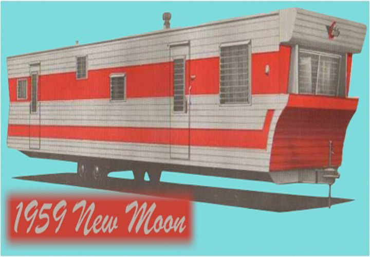 Vintage New Moon Mobile Homes