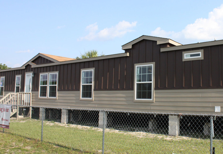 Exterior Mobile Home Paint Colors