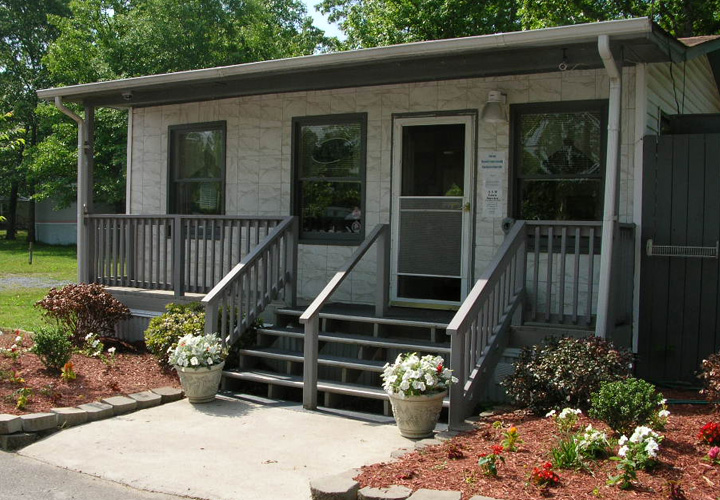 Exterior Mobile Home Remodeling Ideas