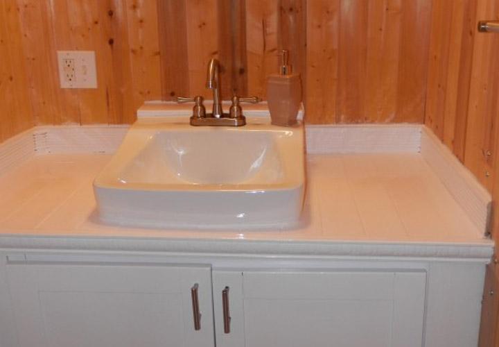 Mobile Home Bathroom Sinks